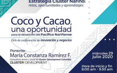 Gobernación de Nariño iniciará un ciclo de conferencias de innovación y negocios