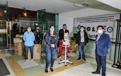 Gobernación de Nariño gestionó y entregó 30 nuevos ventiladores para atención de pacientes COVID-19