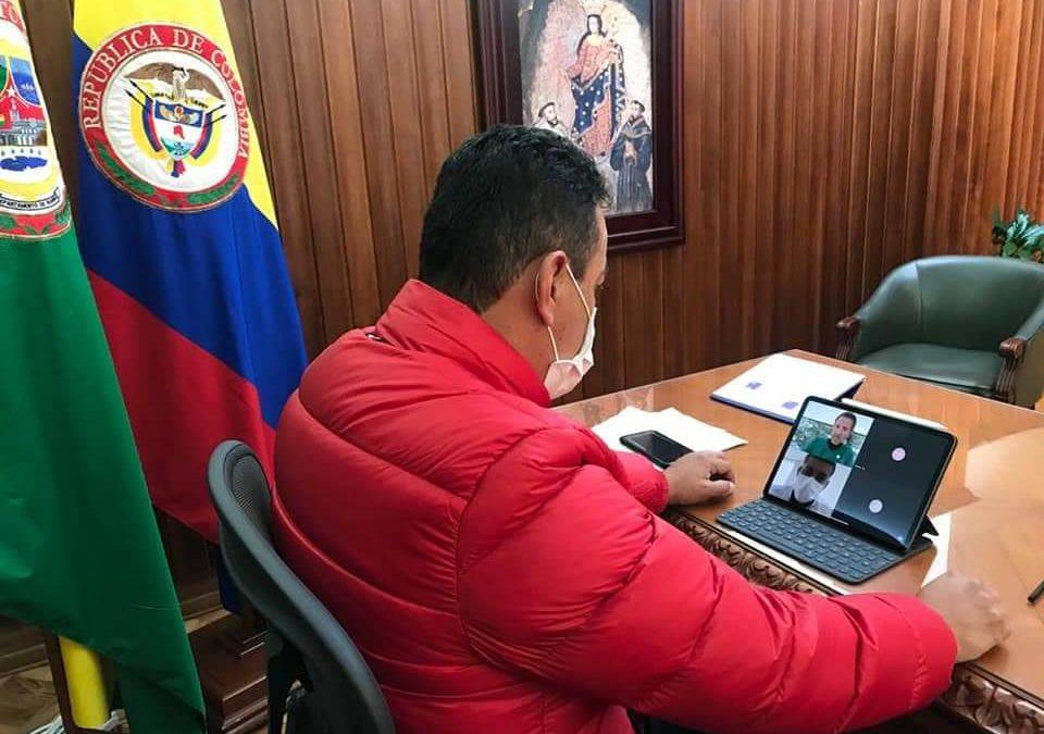 Gobernador de Nariño hace balance de gestión ante la RAP – Pacífico y Ministerio de Vivienda
