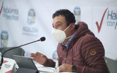 Gobernador de Nariño anunció que es positivo para COVID-19 y pidió a la comunidad extremar medidas de autocuidado
