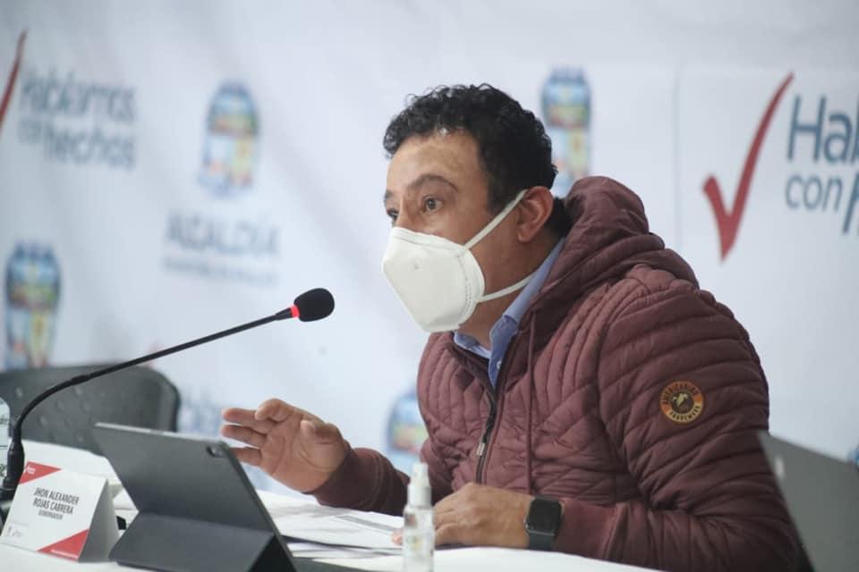 Gobierno Departamental, declaró Alerta Roja Hospitalaria en Nariño