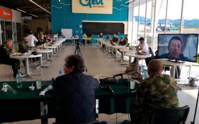 En Consejo de Seguridad Nacional se establecieron acciones para contrarrestar la violencia en Nariño