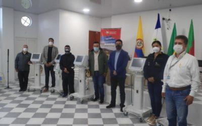 Túquerres cuenta por primera vez en su historia con Unidades de Cuidados Intensivos, gracias a la gestión del Gobernador de Nariño