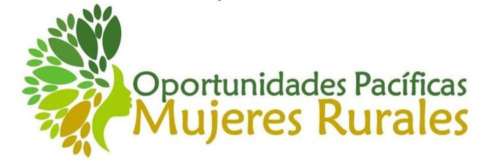 32 organizaciones de mujeres de Nariño fueron preseleccionadas en el proyecto Oportunidades Pacíficas- Mujeres Rurales