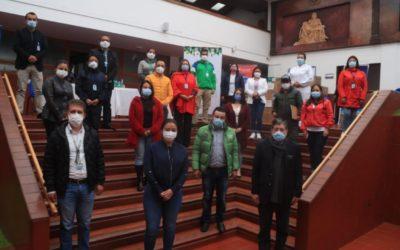 Administración Departamental entrega kits de bioseguridad para el personal médico asistencial de los 64 municipios de Nariño