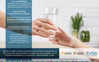 El Plan Departamental de Aguas cumple 12 años llevando agua y saneamiento básico a las comunidades de Nariño