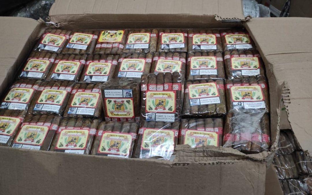 Programa Anticontrabando apoyó detención de mercancía ilegal en los barrios Anganoy y Panorámico de Pasto