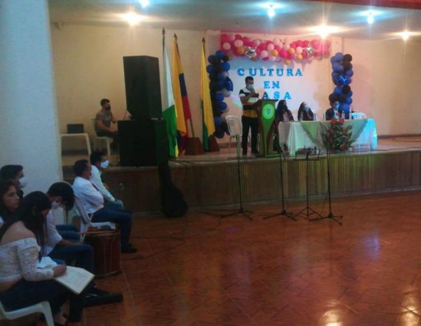Convocatoria Pública Mi Nariño, Cultura en Casa recorre los municipios de Nariño