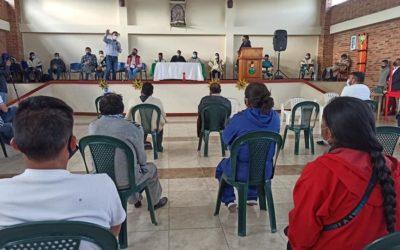 Gobernador de Nariño avanza en diálogos con el Resguardo de Ipiales para llegar a acuerdos sobre la doble calzada en su territorio
