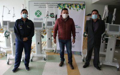 Hecho histórico: Hospital Departamental de Nariño triplicó su capacidad de UCI