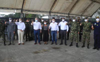 Balance positivo para Nariño tras Consejo de Seguridad Nacional realizado en Tumaco