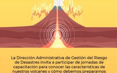 Gobernación de Nariño inicia capacitación 'Nariño tierra de volcanes'
