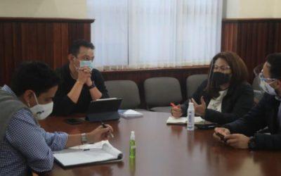 Gobernación y Superservicios trabajan para fortalecer prestación de servicios públicos en Nariño