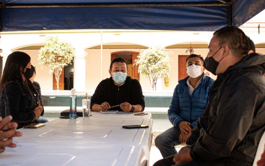 """""""Vamos a presentar nuevamente el proyecto de El Potrerillo ante el OCAD"""": Jhon Rojas, Gobernador de Nariño"""