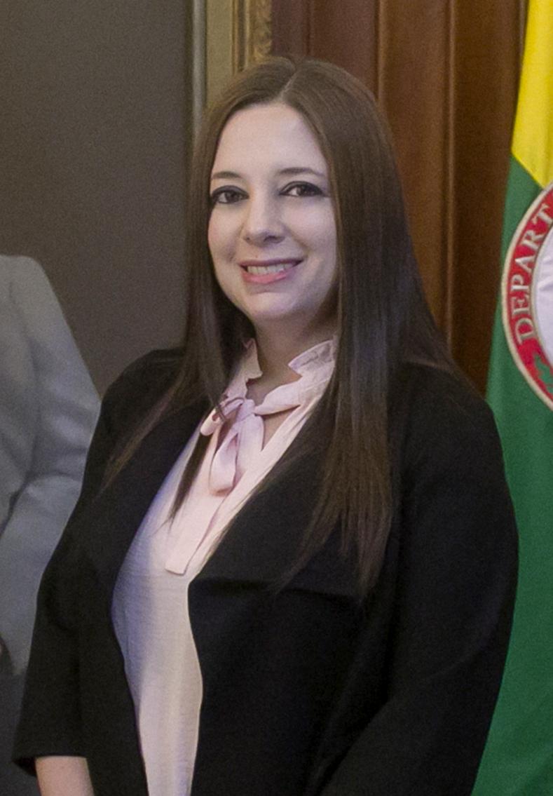 María Cristina Moncayo Vega