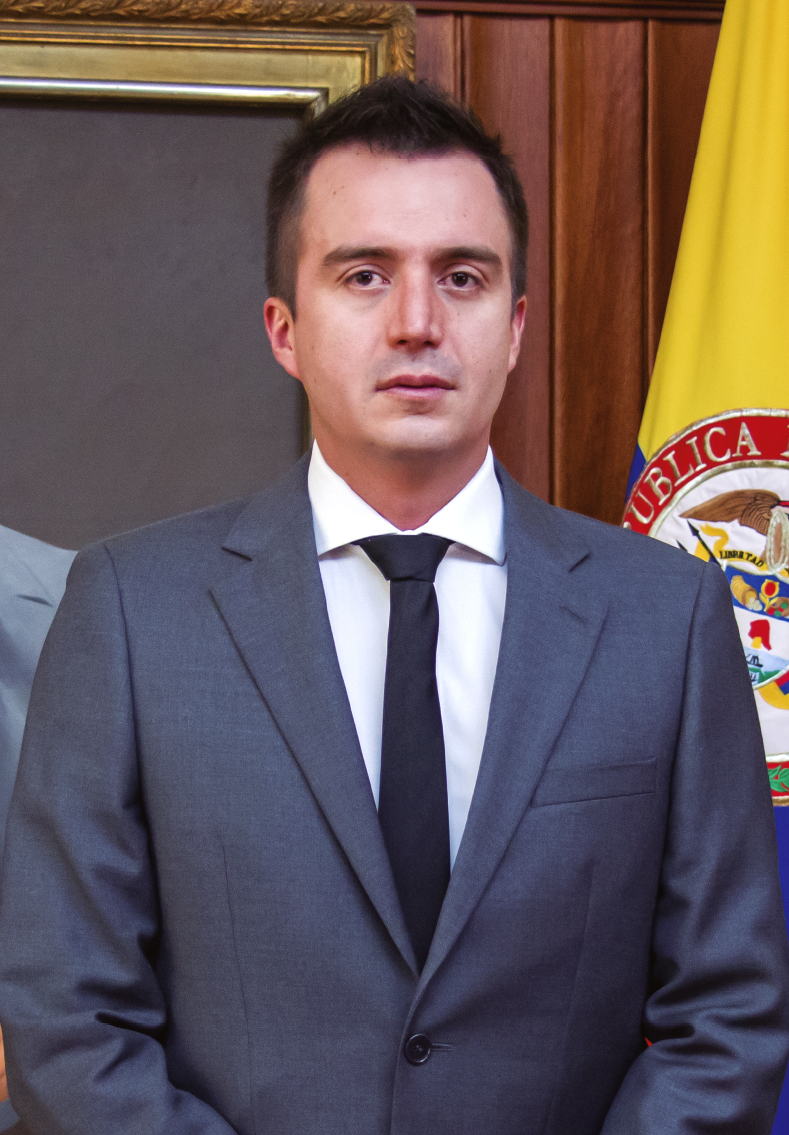 David Mauricio Guerrero Realpe