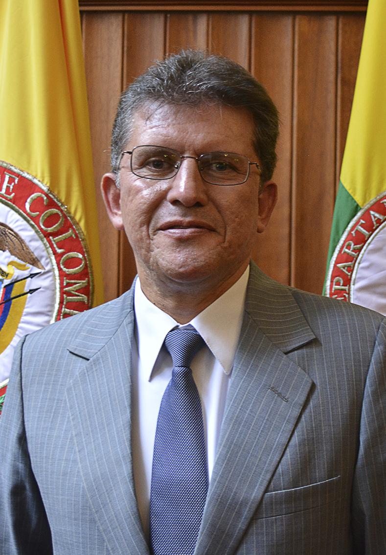 Mario Fernando Benavides Jiménez