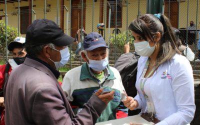 Gobernación de Nariño trabaja por las personas en condición de calle