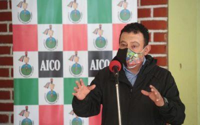 Gobernador de Nariño socializó presupuesto para comunidades indígenas