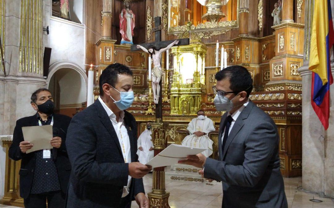 Gobernador de Nariño conmemoró la creación política administrativa del Departamento