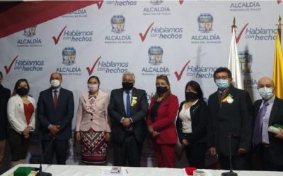 Casa Montalvo Destacó labor de la Dirección Administrativa de Cultura de Nariño