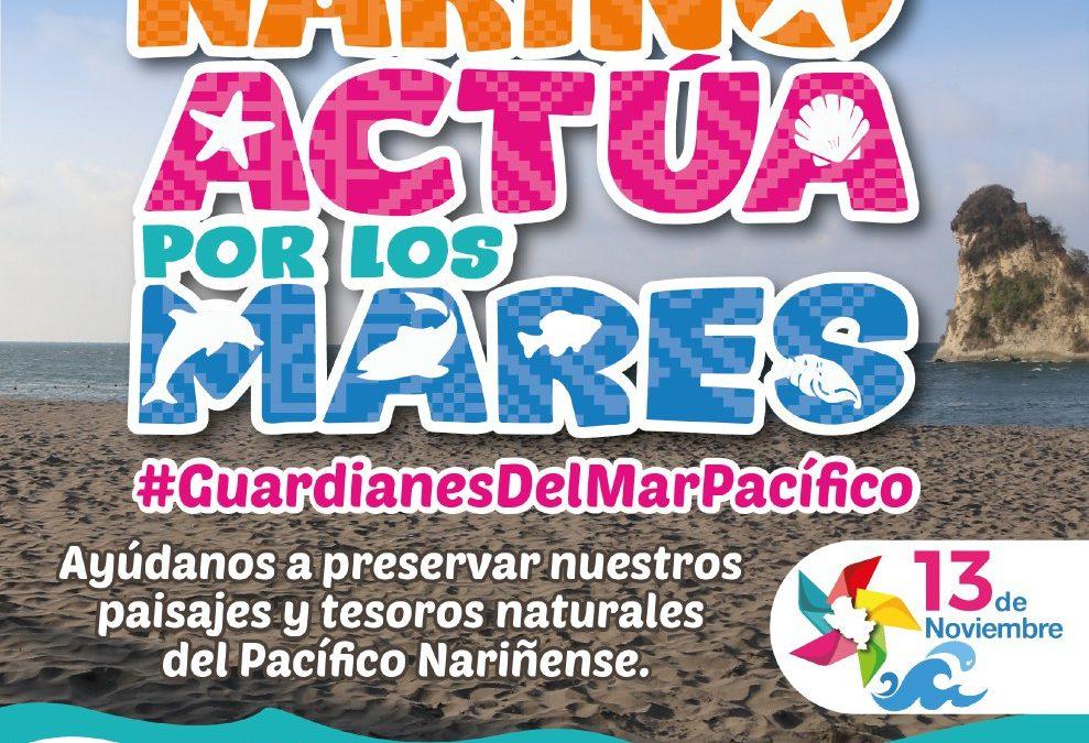 Gobernación de Nariño lucha contra la contaminación marítima