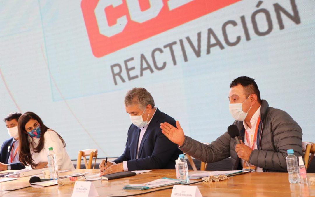 Balance positivo para Nariño deja la visita del Gobierno Nacional al territorio