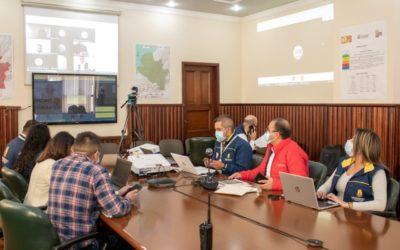 Con balance positivo culminó el '9° Simulacro Nacional de Respuesta a Emergencias' en Nariño