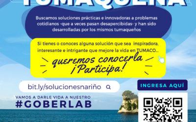 Comienza la búsqueda de innovaciones sociales en Tumaco para consolidar el nuevo Laboratorio de Gobierno Abierto e Innovación Social de Nariño