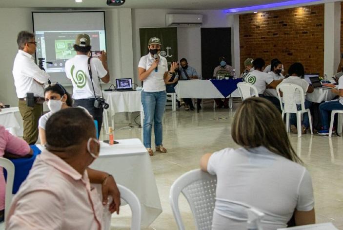 Acciones coordinadas entre Gobierno Nacional, Departamental y Local para el impulso de proyectos de desarrollo territorial