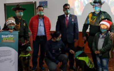 Comité Departamental de Pólvora lanzó campaña 'Nariño brilla sin pólvora'
