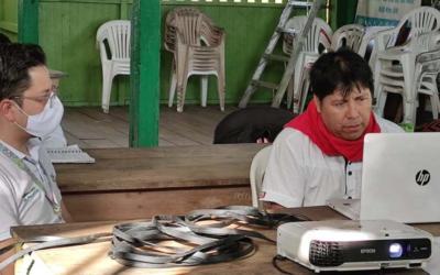 Gobernación de Nariño implementa acciones en pro de la protección del pueblo Awá