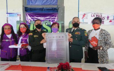 Gobernación de Nariño continúa comprometida con la defensa de los derechos de las mujeres y niñas