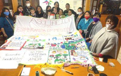 Familiares de víctimas de desaparición forzada rindieron homenaje a sus seres queridos