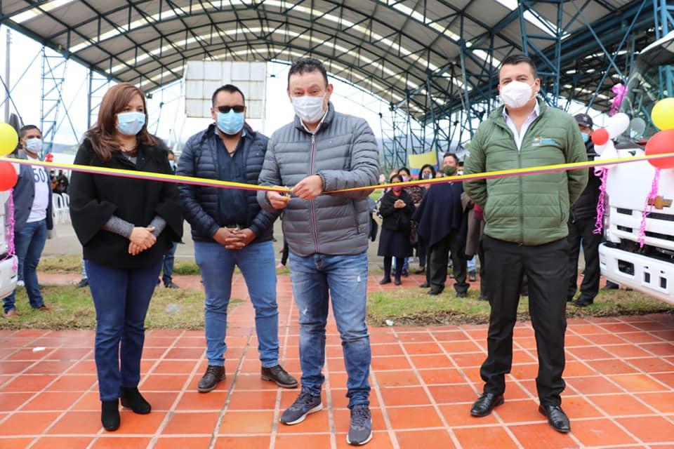 Con proyecto por $1.000 millones continúa fortalecimiento del sector agrario en Nariño