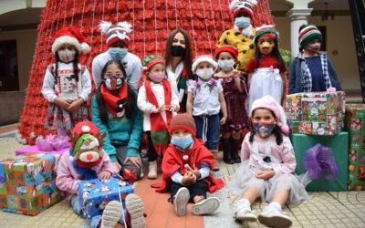 Gran donación de juguetes para las niñas y niños menos favorecidos de Nariño