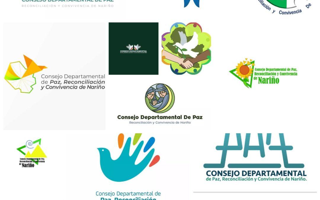 Catorce propuestas se presentaron al concurso de diseño del logo del Consejo Departamental de Paz, Reconciliación y Convivencia de Nariño