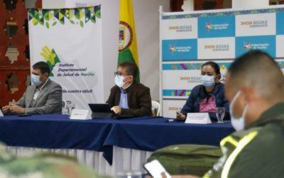 Ministerio de Salud despachó 7.076 vacunas más contra el COVID-19 para Nariño