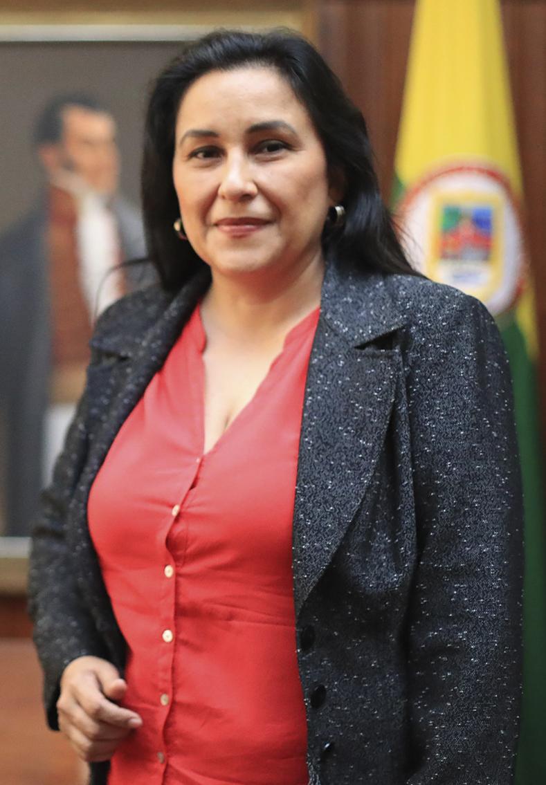 Dora Inés Castro Luna