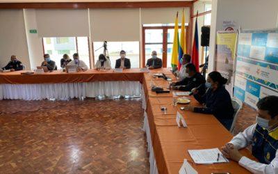 Gobierno de Nariño instaló Puesto de Mando Unificado para vacunación contra COVID-19