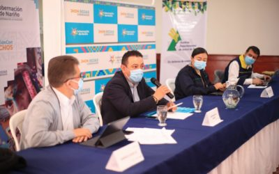 En Nariño se ultiman detalles para el inicio del 'Plan de Vacunación'