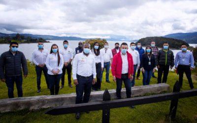 Nariño y Cauca trabajarán de la mano para el desarrollo regional