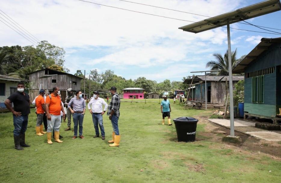 Comunidades nariñenses se beneficiarán con energías renovables y GLP