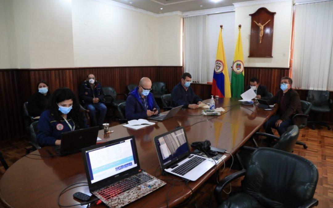 Gobernación decretó calamidad pública con el fin de atender emergencia generada por lluvias