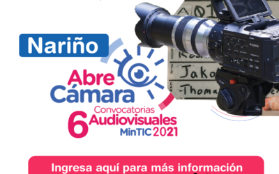 Convocatorias Audiovisuales MINTIC 01 de 2021