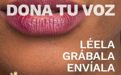 """La Gobernación de Nariño se une a la campaña """"Dona tu Voz, Dona tus Oídos"""" por las víctimas del conflicto""""."""