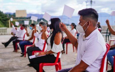 Acciones de reparación colectiva en el Municipio de San José de Albán