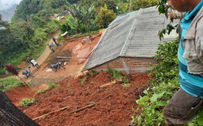 Gobernación cumple acciones de preparación ante lluvias provocadas por  'Fenómeno de La Niña'