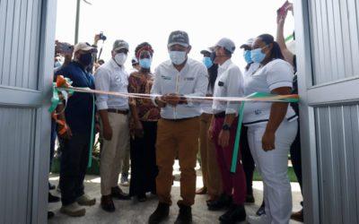 Gobernación entregó ambulancia y dotación de bioseguridad en apertura de nuevo hospital de Barbacoas