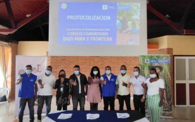 Inició Plan de reparación colectiva étnica' para comunidad del Consejo Comunitario Bajo Mira y Frontera
